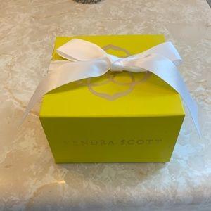 Brand new in box Kendra Scott earrings
